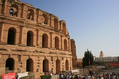 El Jem Coliseum - by THEfunkyman