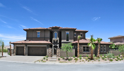 Lake Las Vegas View Custom Home For Sale