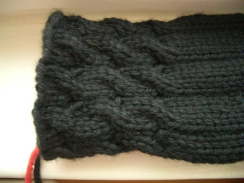 My first cables