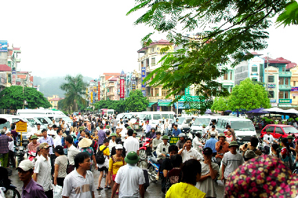 Welcome to Lao Cai