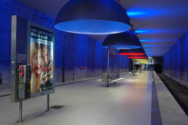 Münchener U-Bahn