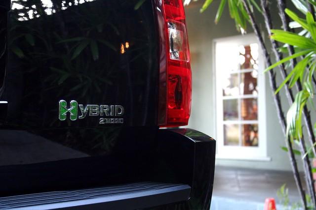 chevrolet tahoe hybrid 2008 jalopnik tahoehybrid