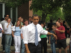 Road to Change, Drake University Debate Rally, IA, 8/19/07 - by Barack Obama