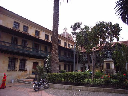 Calles de Bogotá Foto