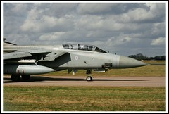 Tornado F3 - Tooled up!! QRA Bird - RAF Coningsby 1st April 2006