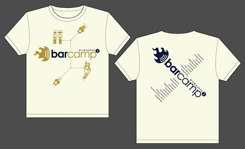 Barcampmilwaukee3 T Shirt Design Contest Rohdesign Designer Mike