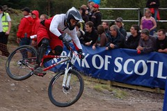 UCIFtBill4X07 (wunnspeed) Tags: scotland europe mountainbike worldcup fortwilliam uci 4x