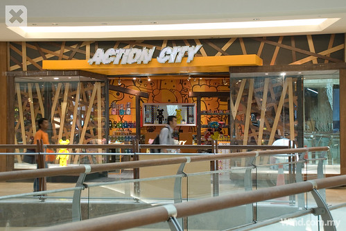 ActionCity store front