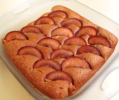 Dimply Plum Cake 1