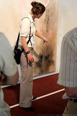 documenta 12 | Monika Baer / Ohne Titel (light) | 2006 | Aue-Pavillon