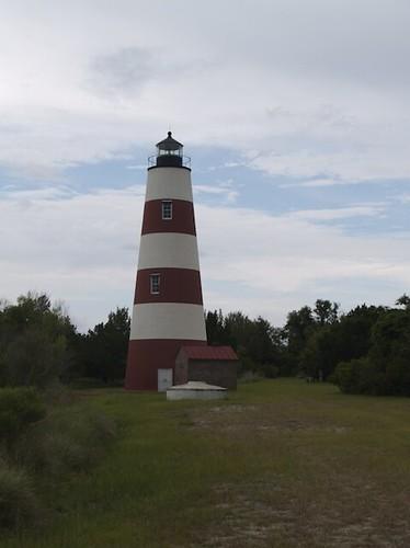 Sapelo Island Lighthouse Sapelo 2011