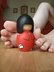 Doll (Artistic Feet) Tags: pictures feet fetish french asian toy foot model toes doll legs artistic bare small arches pale geisha barefoot heels pedicure thin soles ankles pedi