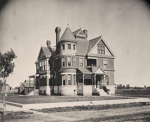Jacob Henry Aley Mansion; Wichita, KS