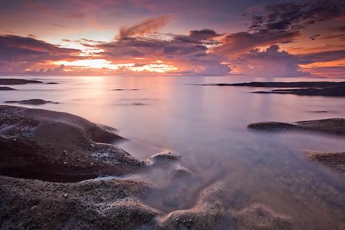 Pantai Bak Bak Sunrise