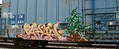 Japan - Plantrees (mightyquinninwky) Tags: railroad tree art japan pinetree train bench de graffiti stencil streak tag graf tracks railway tags tagged railcar graffitti rails boxcar graff amc graphiti stamped 07 trainyard painteddoor 2007 buffed trainart rollingstock paintedtrain plantrees freightyard railart whistleblower spraypaintart moniker ohiorivervalley drgw movingart benched rozie decrew goldenwestservice benching taggedtrain boxcarart platec rollingart taggedboxcar paintedboxcar mightyquinninwky mightyquinninlex kealone paintedrailcar taggedrailcar artbombs doorslubed