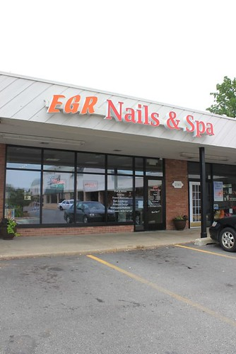 EGR Nails & Spa in Gaslight Village, East Grand Rapids, MI