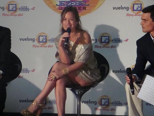 Jade Jagger, Flying Lounge Club