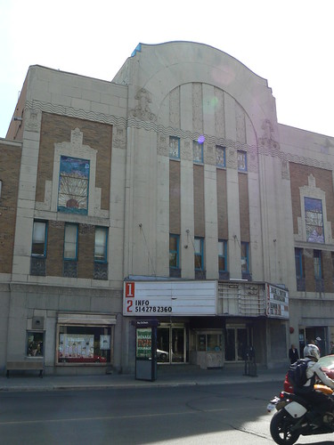Chateau Theatre, Montreal