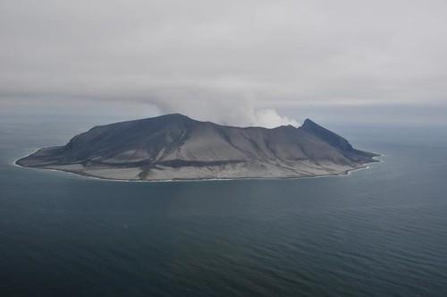 Kasatochi Eruption