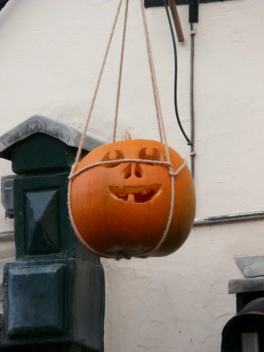 Whitby Pumpkin Street Decoration