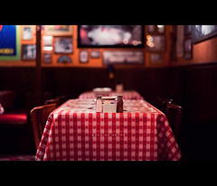 Buca De Beppo (isayx3) Tags: light table pepper cafe italian nikon dof salt 85mm resturant nikkor f18 studios d3 bucadebeppo ambiant plainjoe isayx3 plainjoephotoblogcom