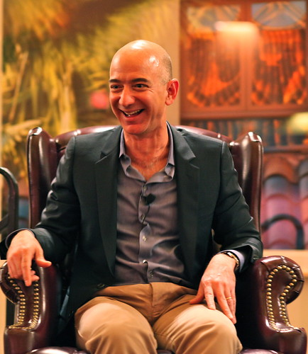 From flickr.com: Jeff Bezos {MID-146537}