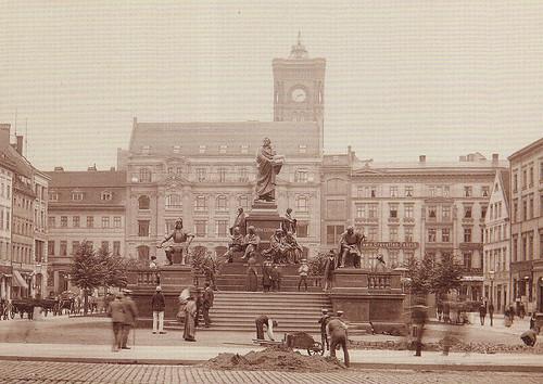 1895 Neuer Markt