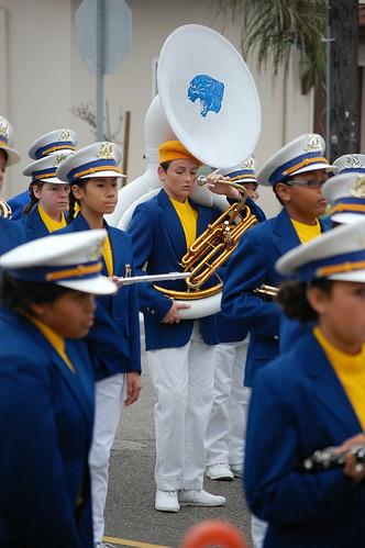 Judkins Marching Band