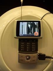 LG KU950 DVB-H TV Phone (3G HSDPA_GSM tri band)
