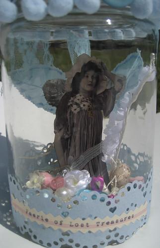 fairy in a jar