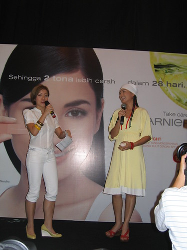 Serena C & Fasha