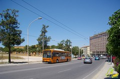 Filobus Socimi CTM 633 (BLINKY73) Tags: cagliari trolleybus filobus ctm olympusfe200 socimi mirrionis