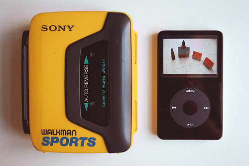 sony walkman sports WM-B53 + iPod