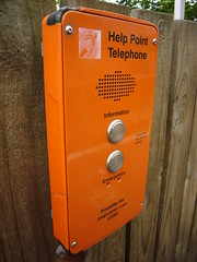 Help Point Telephone