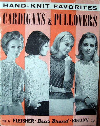 """""""Cardigans and Pullovers,"""" 1957"""