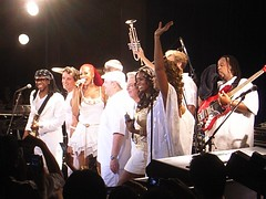 Nile Rodgers and Chic @ Blue Note Tokyo, June 19 2007