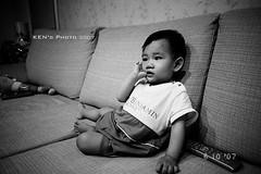 55920034-s (ken0915) Tags: bw baby naturas fujineopan1600