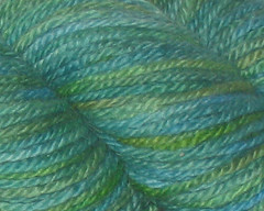 Waterlillies BFL yarn  (WW)