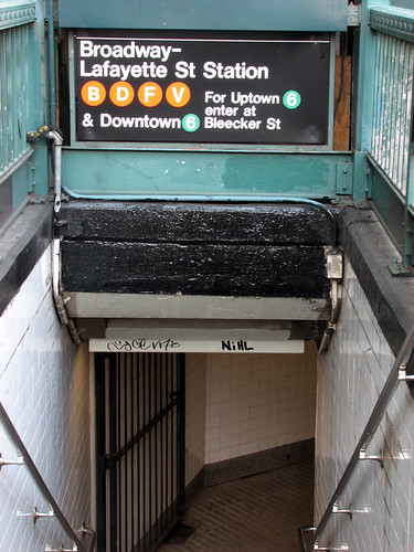 NYC: Subway Station