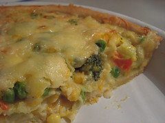Vegetable Medley Pie