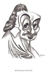 13descartes (luisiul51) Tags: caricaturas filsofos