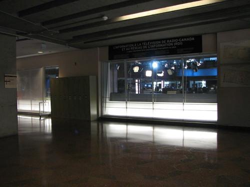 """Radio-Canada's Centre de l'Information (""""CDI"""")"""