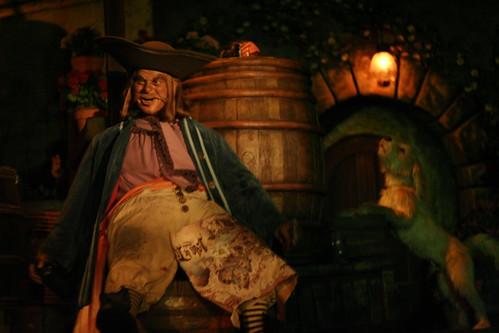 Jack Sparrow Piratas Caribe Disney