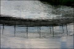 Reflection | Weerspiegeling (Dit is Suzanne) Tags: bridge reflection water netherlands nederland canondigitalrebel brug groningen    gravenburg vinex views100 img8065   ditissuzanne geo:lon=6504164 tamron28200mm13856 18072007 weerspiegel geo:lat=53228993