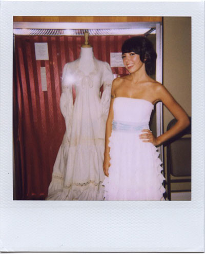 Chelsea Clinton wedding dress | Sarah Fortune