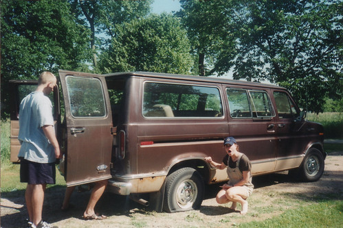 summer 96 mystery machine