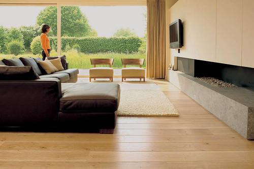 Zwevende Vloer Keuken : Massief houten vloeren Klooster vloer ? eiken vloer met lichte of