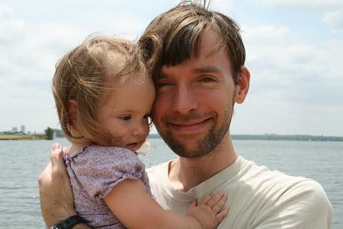 Ryan and Ari, 8/2007