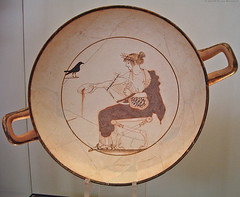 Apollo Cup, Delphi (greekgeek) Tags: greek delphi apollo ancientart greekart greekvase kylixgreece