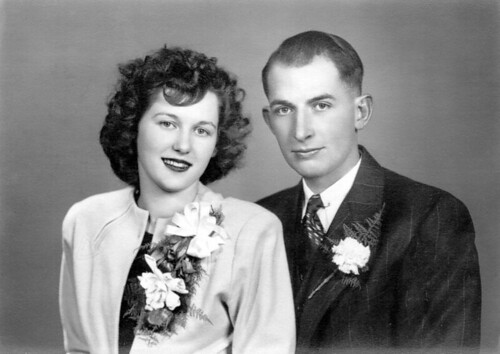My Grandparents - February 15, 1946